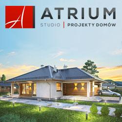 Studio Atrium - projekty domów
