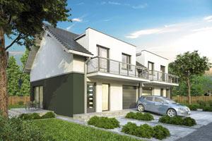 S-GL 1187 Double House II